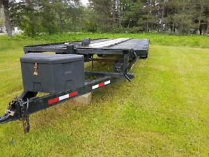 2008 Anderson Trailer low bed