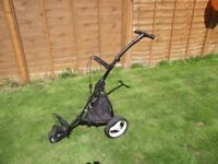 Motocaddy S1 Lite Golf Trolley - Excellent Condition