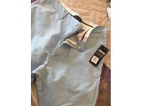 Men's shorts still labelled
