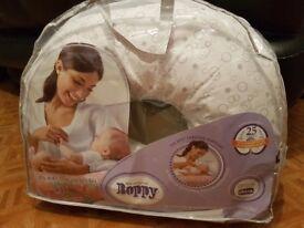 Boppy nursing pillow. Brand new