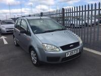 2005 Ford C-Max 1,8 litre 5dr 2 owners FSH