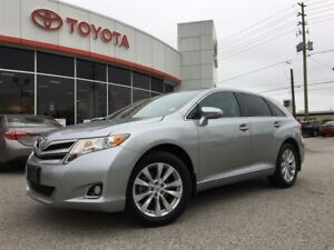 2015 Toyota Venza 4CYL XLE FWD, LEATHER, NAV, PANO ROOF, BLUETOO