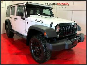 Jeep Wrangler UNLIMITED WILLYS 4X4 2015