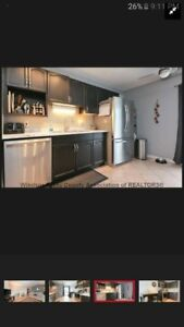 KITCHEN CABINETS- good condition good for basement or garage