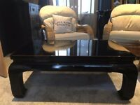 JOHN LEWIS SURI COFFEE TABLE IN GOOD USED CONDITION FREE LOCAL DELIVERY