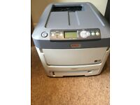 Printer colour laser OKI C711