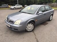 2005/54 VAUXHALL VECTRA WITH MOT