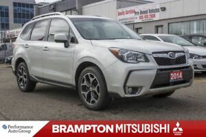 2014 Subaru Forester 2.0XT Touring|BACKUP CAM|ROOF|PWR SEAT|BLUE