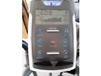 Body Sculpture BE6790G Magnetic Cross Trainer with iConsole