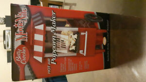Brand new in box popcorn maker