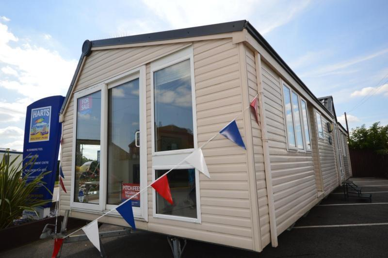 Static Caravan Isle of Sheppey Kent 2 Bedrooms 4 Berth Atlas Concept 2006 Harts