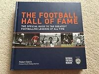 The Football Hall of Fame - New Hardback book by Robert Galvin