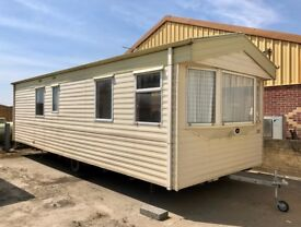 ABI ARIZONA 28' x 10' STATIC CARAVAN / MOBILE HOME FOR SALE (Off Site)