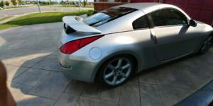 04' Nissan 350z 6 speed(as is)