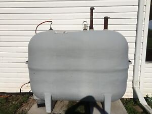 Looking to trade top fed oil tank for a bottom fed.