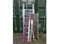 16 ft aluminium scaffold tower
