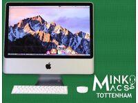 "20"" Apple iMac 2.66Ghz 4Gb 320GB Logic Pro Ableton Cubase FL Studio Pro Tools Native Instruments "