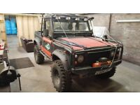 LANDROVER 90 OFF ROAD 4X4