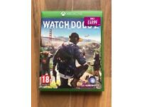 watchdogs 2 , as new , xbox one ! price stands , no offers ! will post !