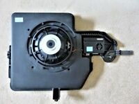 VOLVO SUBWOOFER, AMPLIFIER, MAT AND MOUNTING BRACKET