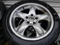 Vw alloy wheels alloys 18 inch