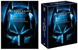 Dark Knight Trilogy- Limited Collectors Edition Blu Ray