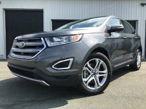 2016 Ford Edge Titanium - AWD