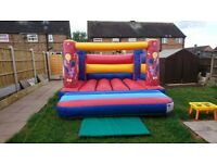 Bouncy castle for hire brand new condition