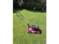 Used Mountfield Lawnmower no grass box