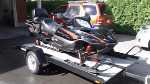 Arctic Cat T660 Turbo Touring 2005