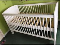 Babystart codbed/toddler bed