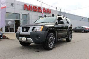 2015 Nissan Xterra Pro 4X JUST IN