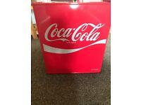 Coca-Cola red Mini Fridge