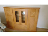 Display cabinet\storage unit