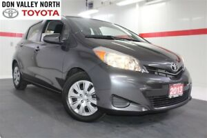 2013 Toyota Yaris LE Btooth Pwr Wndws Mirrs Locks A/C