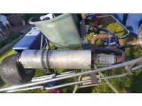Honda GX390cc GoKart Exhaust & Manifold