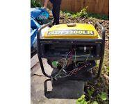 Generator petrol spares and repairs