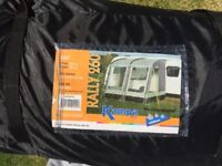 Kampa 260 porch awning - excellent condition