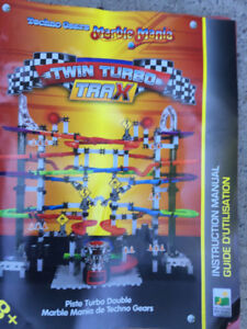 This is a game called Twin Turbo Marble Mania