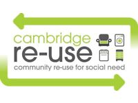 Voluntary Data Entry/Admin Assistant at Cambridge Re-Use
