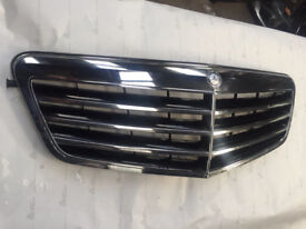 Mercedes c class grill can post c220