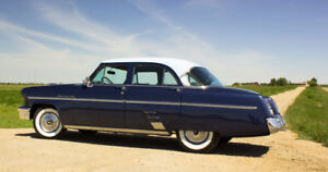 REDUCED DUE TO LOSS OF STORAGE-MOTIVATED 1953 MERCURY MONARCH