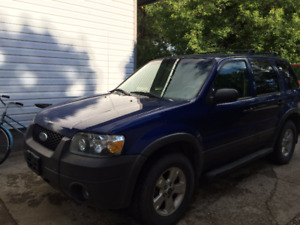 2006Ford Escape XLT SUV, Crossover