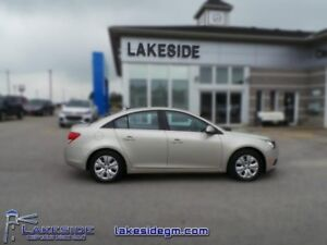 2014 Chevrolet Cruze LT  - one owner - ex-lease - Certified - Lo