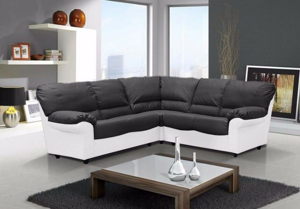 Sofa Sale Mixed Colour Leather 3 2 Seater Sofa Sets