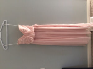 Gown-  bridesmaid dress
