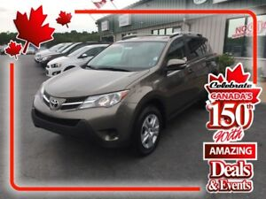 2013 Toyota Rav4 LE ( SUMMER SALE!) NOW $17,950