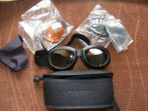 Bobster Motorcycle goggles