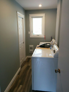 Upper level house available Oct 1
