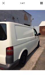 Volkswagen transporter 1.9 tdi swb tailgate back door
